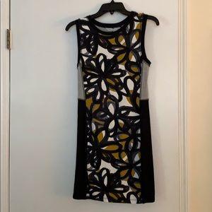 Trina Turk Women's Golden Dress